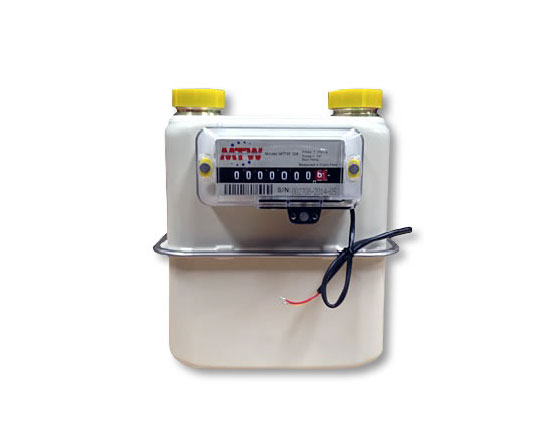 MTW G4 Gas Meter, 211 CFH